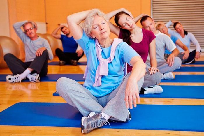 Не спешите стареть! Физические упражнения в пожилом возрасте