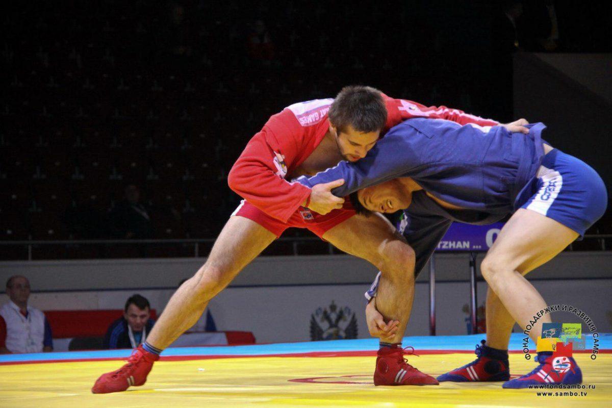 В Дагестане прошел чемпионат мира по боевому самбо