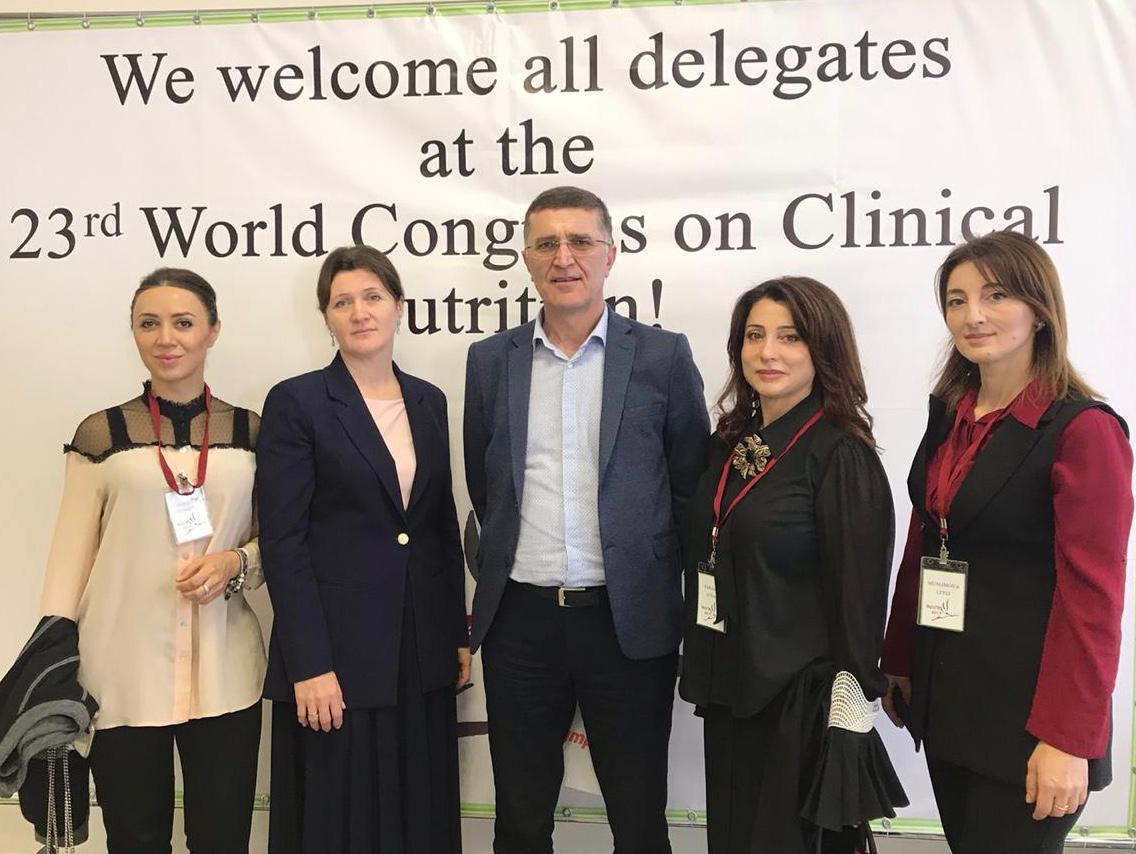 Множество гостей, в том числе из стран Европы и Азии, собрал в минувшие выходные XXIII Всемирный конгресс по клиническому питанию, который впервые прошёл в Дагестане
