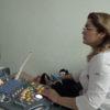"""Специалисты ГБУ РД """"РЦМП"""" приняли участие в Дне открытых дверей в Республиканском онкологическом центре, посвящённом профилактике и ранней диагностике заболеваний щитовидной железы"""