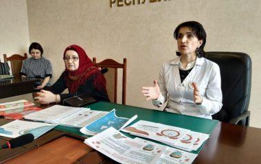В Дагестане продолжается работа по профилактике ОРВИ и гриппа, а также информированию населения о мерах защиты от коронавирусной инфекции