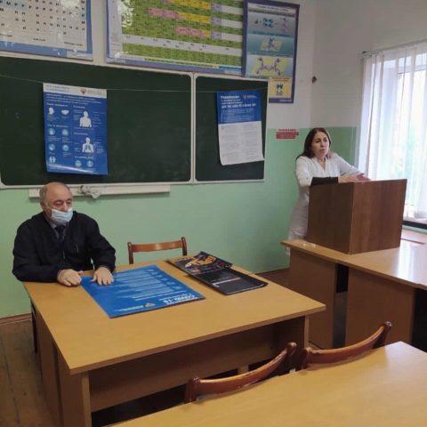 """К Международному дню отказа от курения ГБУ РД """"РЦМП"""" запланирована серия акций, большинство из которых пройдёт в учебных заведениях дагестанской столицы"""