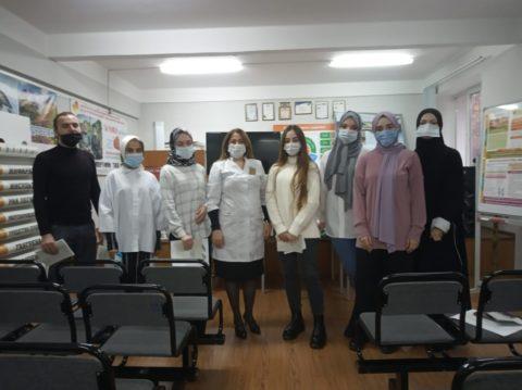 Студенты 4 курса Даггосмедуниверситета прослушали лекцию о факторах риска социально значимых неинфекционных заболеваний