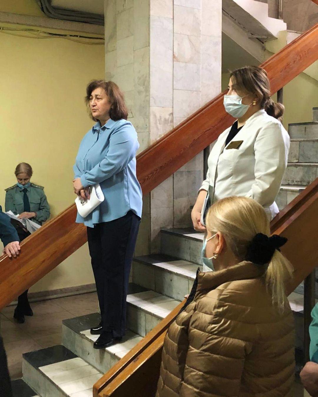 В административном здании Дагестанской таможни прошёл семинар на тему профилактики распространения коронавирусной инфекции
