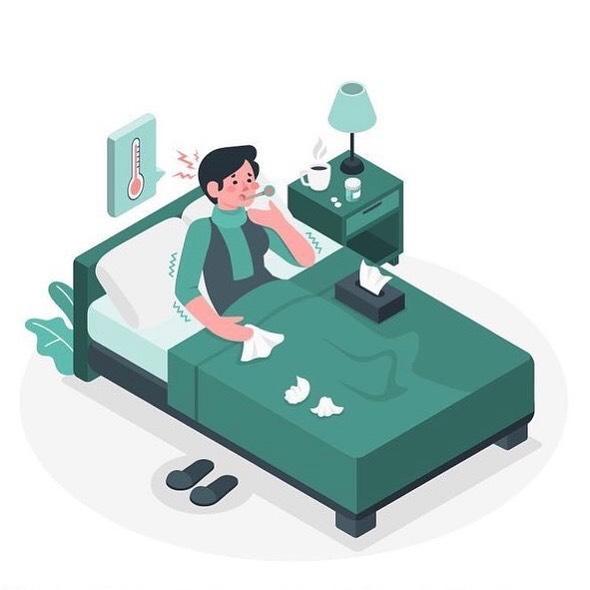 Что делать, если у вас дома заболел человек?