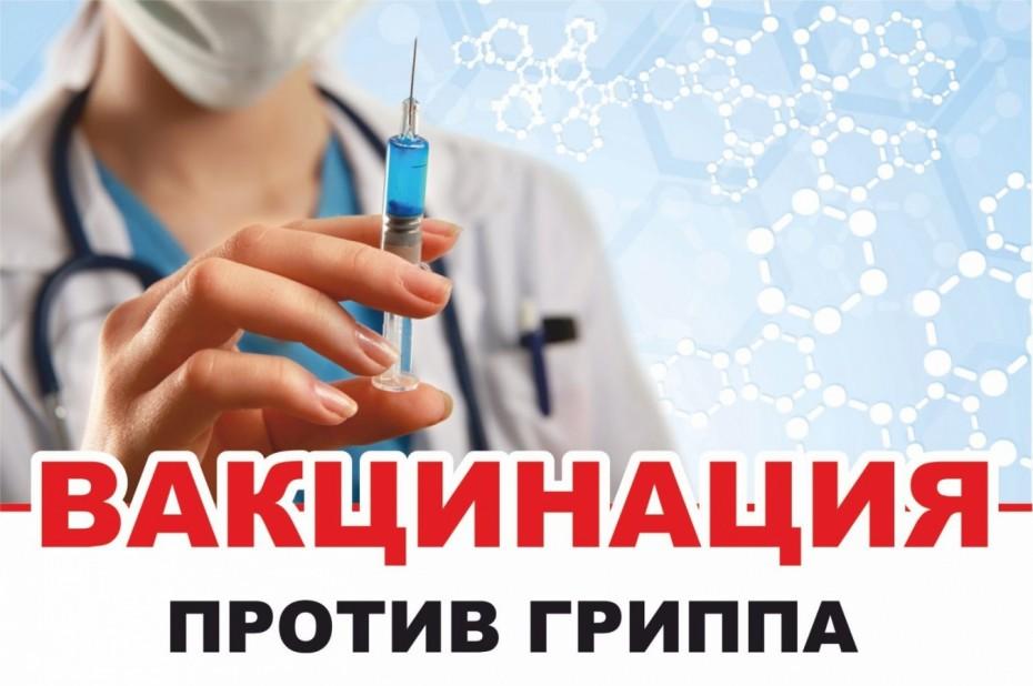 В Дагестане стартовала вакцинация против гриппа