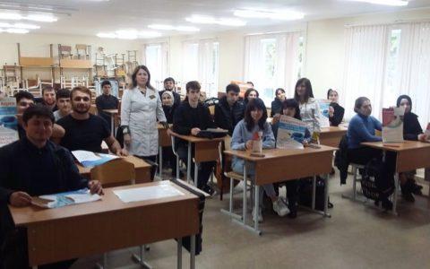 Более 40% студентов медицинского вуза Дагестана уже привились от COVID-19
