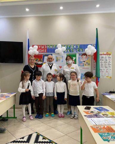 «День чистых рук» провели специалисты Республиканского центра общественного здоровья и медицинской профилактики в детском саду «Панда»